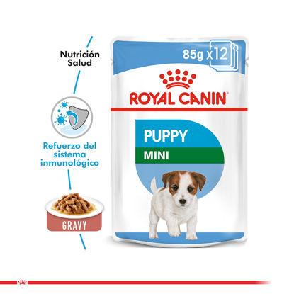 Imagen de Pouch Mini Puppy 12X85 G