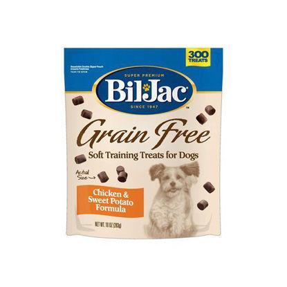 Imagen de Bil Jac Grain Free Treats Dog 283 Gr