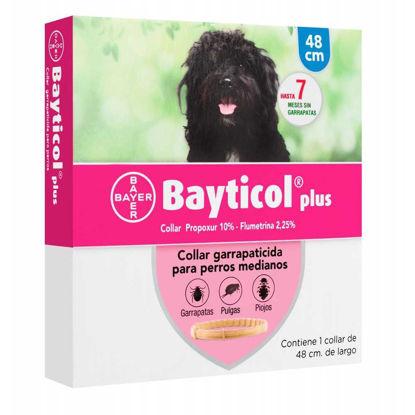 Imagen de Bayticol Plus Collar Perro Med 48 Cm