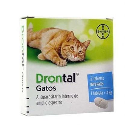 Imagen de Drontal Cats 2 Comp