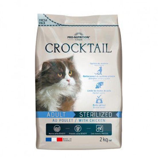 Imagen de Crocktail Adult Sterilized with chicken