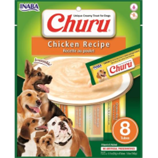 Imagen de Dog Churu Chicken Recipe 8 Tubes