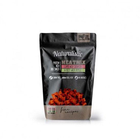 Imagen de Naturalistic Meatmix Lamb Spinach & Beef 100 Gr