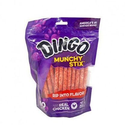 Imagen de Dingo Munchy Stick 50Pk