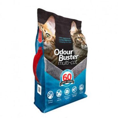 Imagen de Odour Buster Multi-Cat litter
