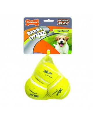 Imagen de Nylabone Nyla Play Tennis Ball 3 Pcs