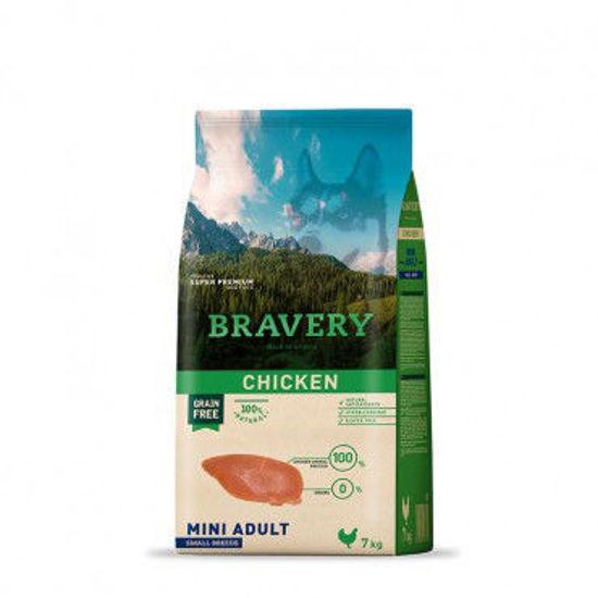 Imagen de Bravery Chicken Mini Adult Small Breeds