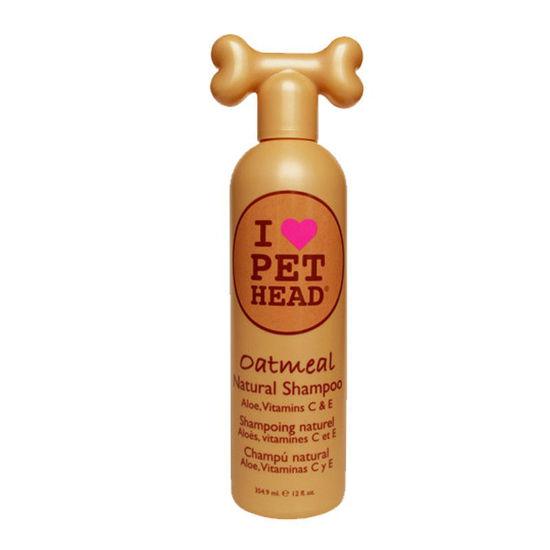 Imagen de Pet Head Oatmeal Natural Shampoo